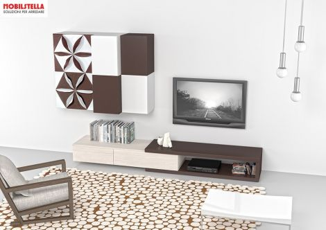 LIVING FUSION 7RF1020, MADE IN ITALY