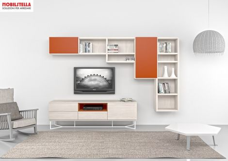 LIVING OVER 7RF5040, MADE IN ITALY