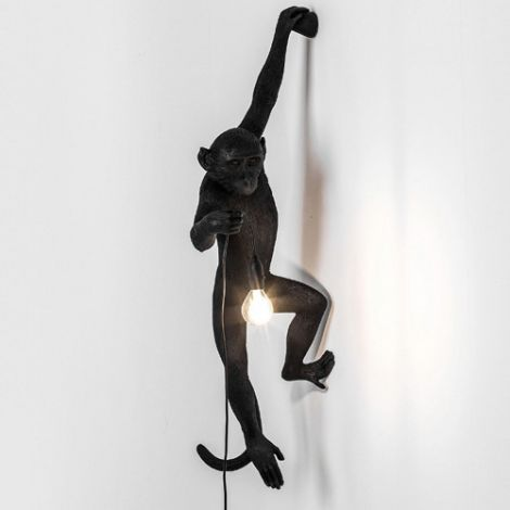 MONKEY HANGING LAMP, SELETTI