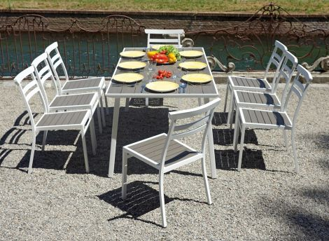 DINING SET CERIALE GREENWOOD
